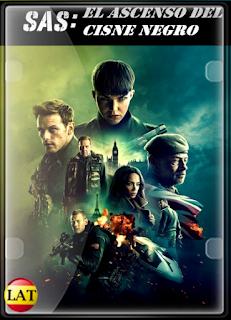 SAS: El Ascenso del Cisne Negro (2021) DVDRIP LATINO