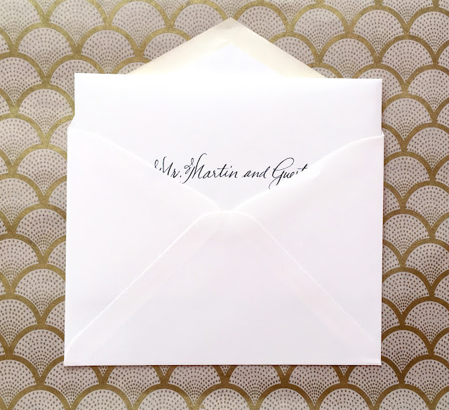 What Is The Etiquette For Wedding Invitations: Nico And LaLa: Wedding Invitation Etiquette: Inner And