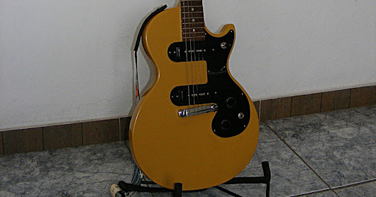 Gangas Vintage: Gibson Melody Maker Special