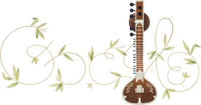 Fakta Siapa Pandit Ravi Shankar Yang Hut ke-96 diperingati Di Google Doodle Hari Ini