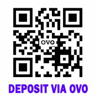 Deposit via ovo & gopay