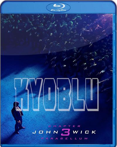 John Wick: Chapter 3 – Parabellum [2019] [BD25] [Latino]