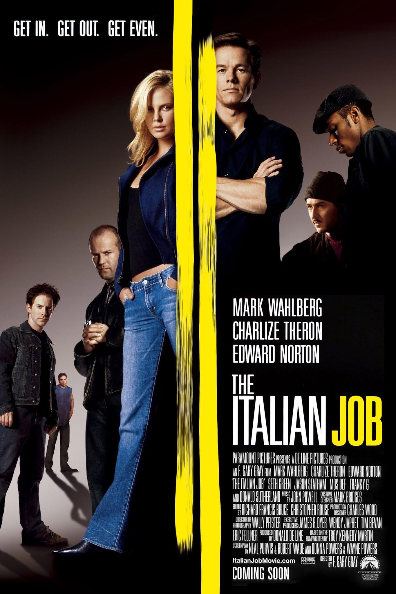 The Italian Job 2003