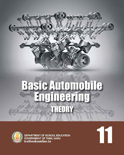 Plus one Basic Automobile Engineering Theory Textbook