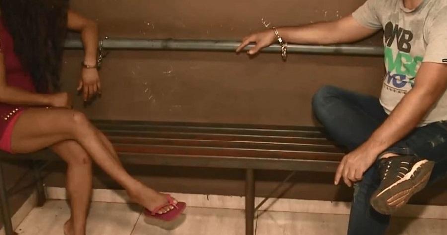 Sem dinheiro para pagar conta de motel, casal é conduzido para delegacia na Bahia - Portal Spy