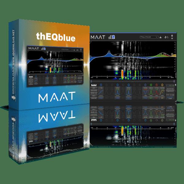 MAAT thEQblue v2.1.0 Full version