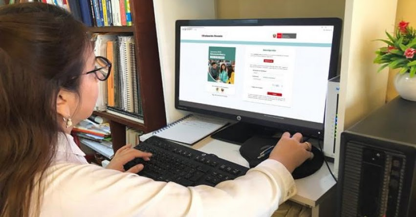 MINEDU: Inscripción para el Concurso de Ascenso Docente 2021 hasta el 14 de Abril