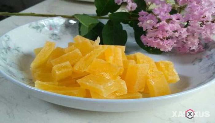 Resep cara membuat permen jelly nutrijel