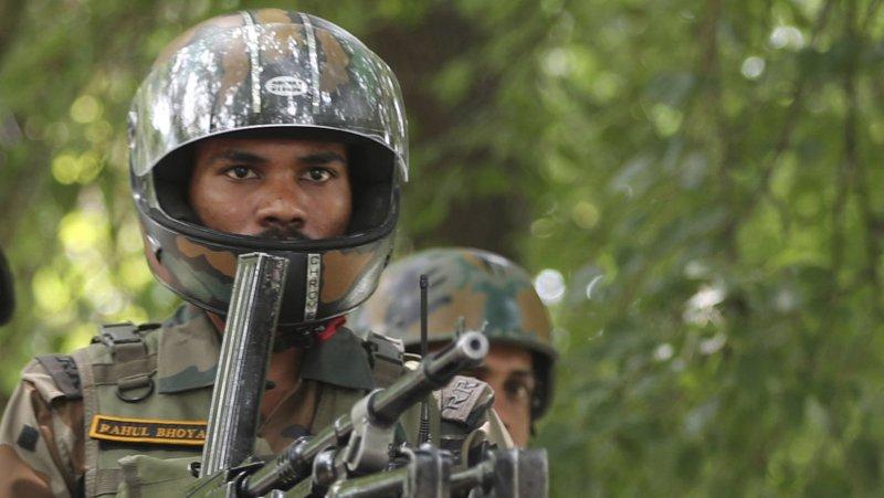 Indian Army - Bike Helmet - 01