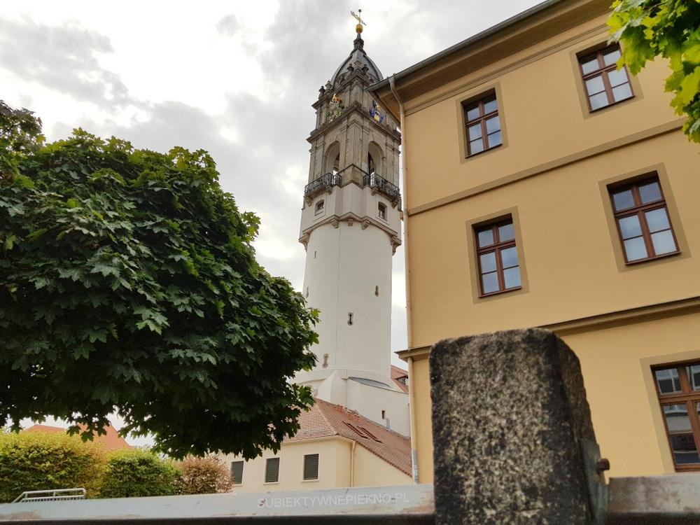 Budziszyn co zobaczyć i zwiedzić? Bogata wieża zwana krzywą wieżą