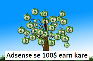 Google  Adsense  Se 100$ per day Paisa Kaise Kamaye