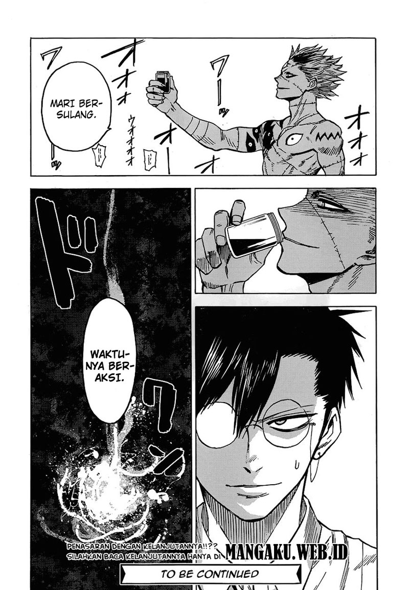 Blood Lad Chapter 70-33