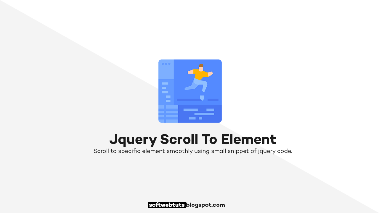 Jquery Scroll To Element
