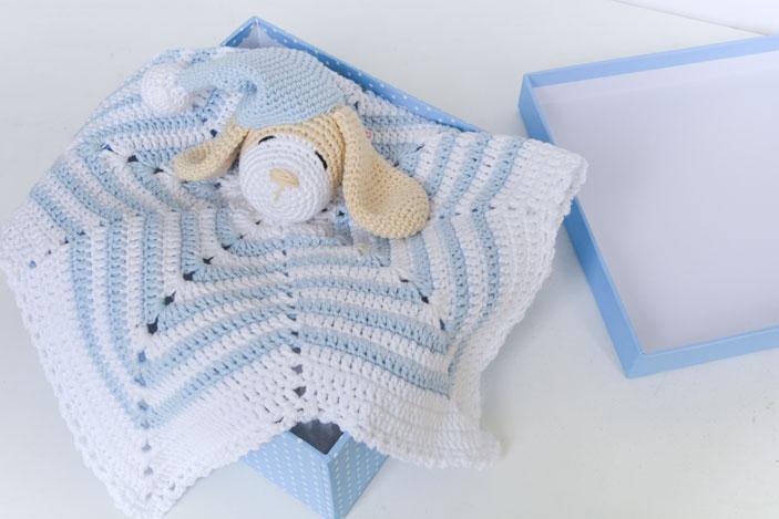 mantita de crochet