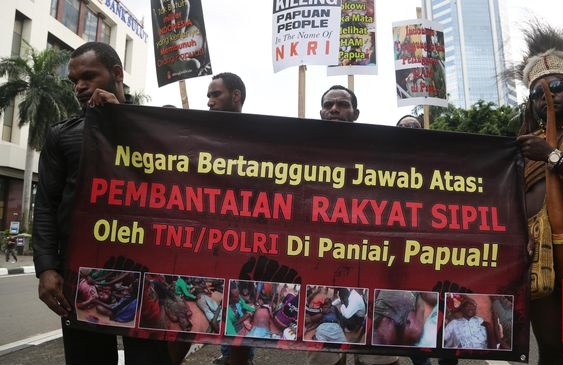Kritik UU Otsus Papua, KontraS: Jakarta Cuma Mikirin Duit & Investasi, Tak Ada Solusi Penyelesaian Konflik HAM di Papua