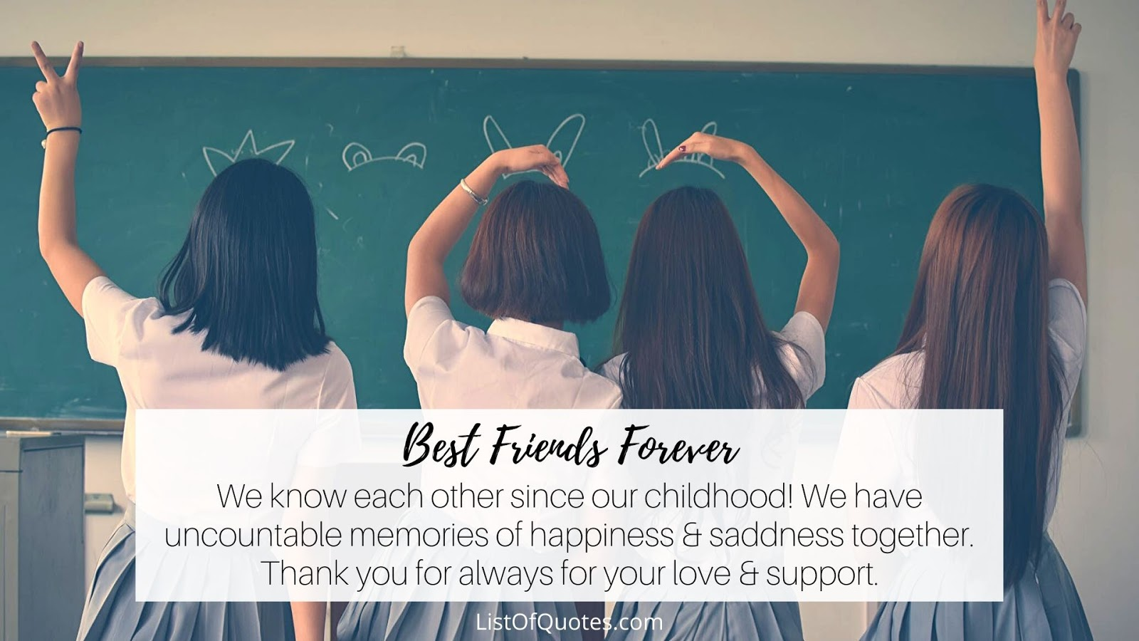 beautiful heart touching friendship quotes with images in english free download