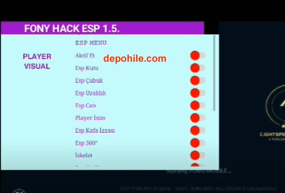 Pubg 1.5 Fony Hack Oyundan Atma Yok Temmuz 2021