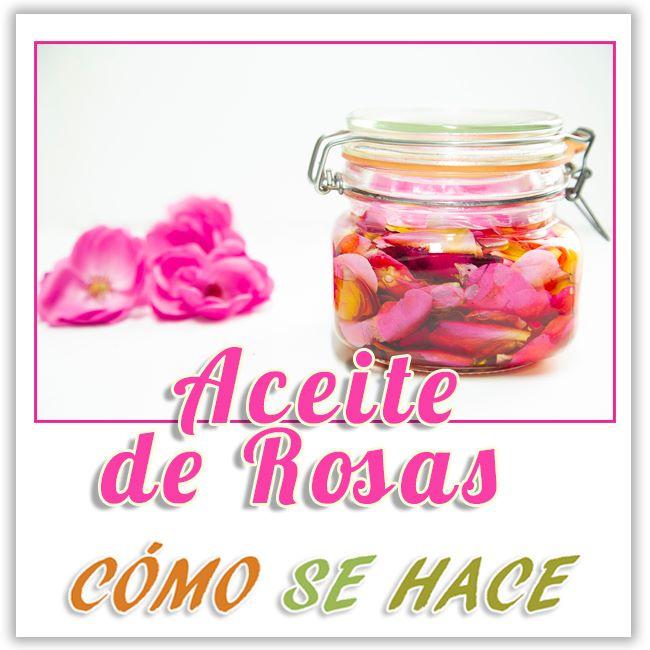 ACEITE DE ROSAS/ OLEATO DE ROSAS
