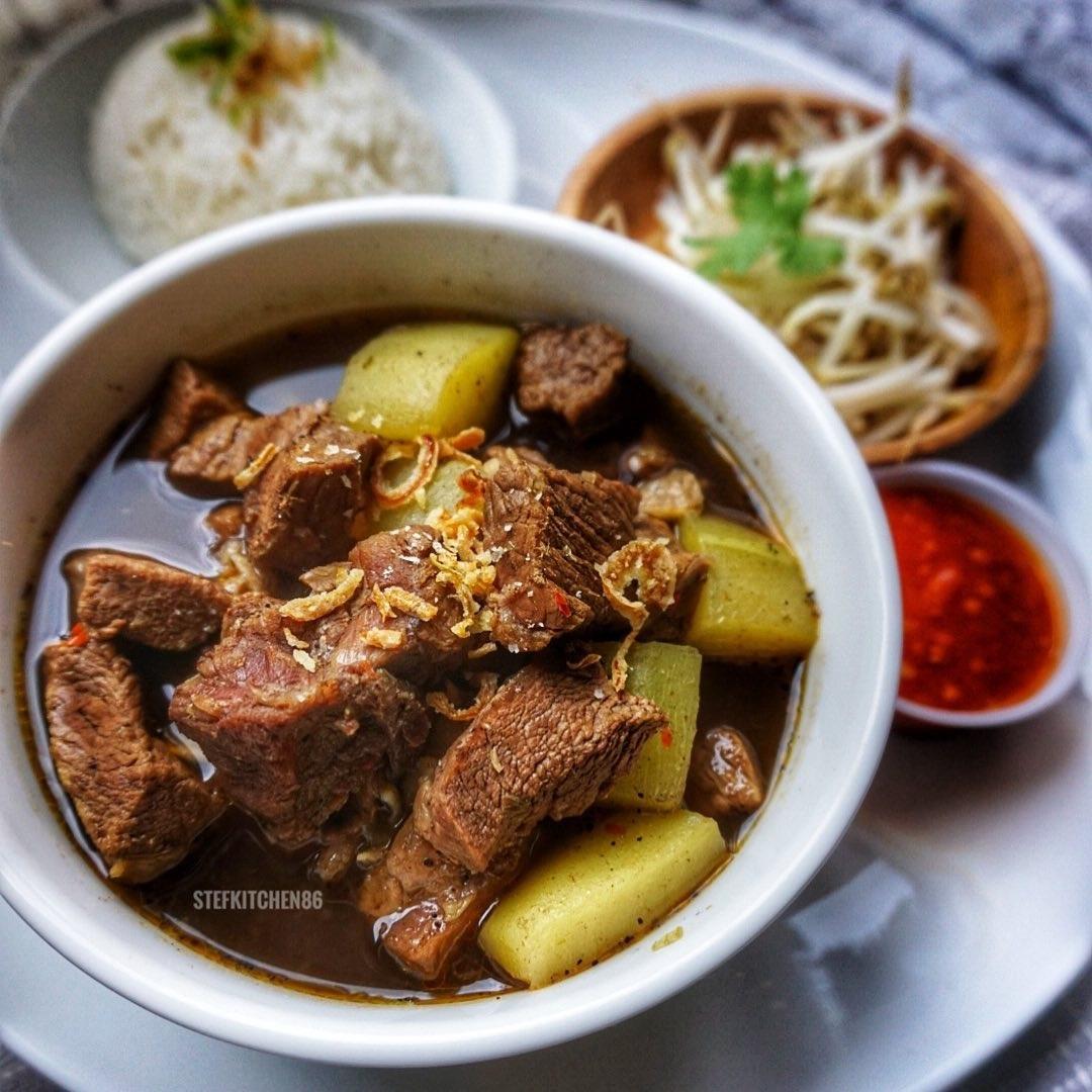 Wisata Kuliner Raawon Chedak Klenteng Madiun