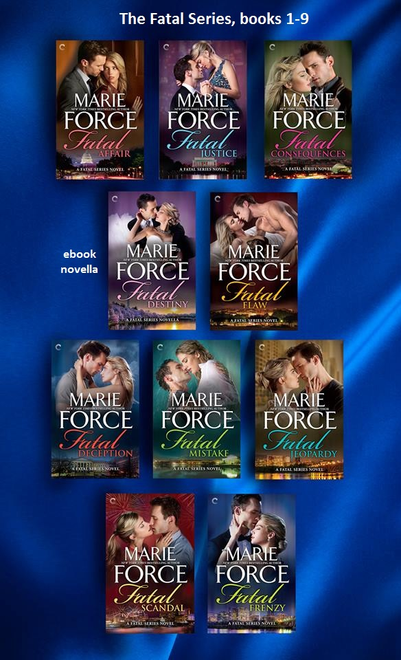 Marie Force Fatal Series, Volume 1 - Cumberland Council ...