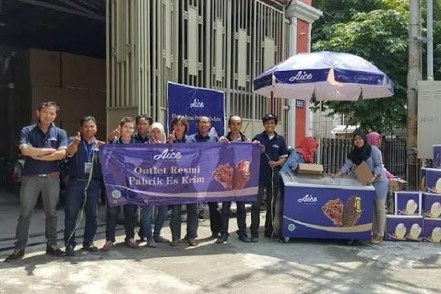 Lowongan Kerja Terbaru Karyawan PT Alpen Food Industry (Es Krim AICE) | Tersedia 7 Posisi dan Penempatan Seluruh Indonesia