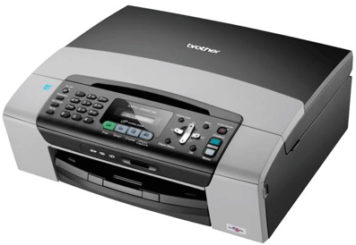 Brother MFC-257CW Driver Printer Download