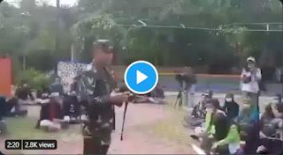 Akhirnya! TNI Berhasil Bongkar Kedok Penyusup Demo