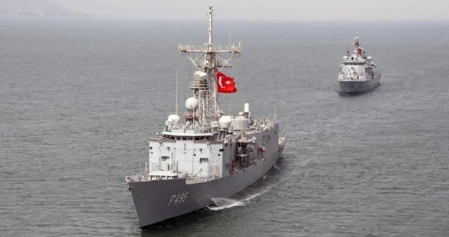 Νέα παράνομη τουρκική NAVTEX δεσμεύει περιοχές στην κυπριακή ΑΟΖ