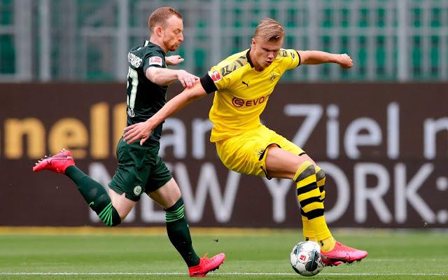 Bundesliga live action