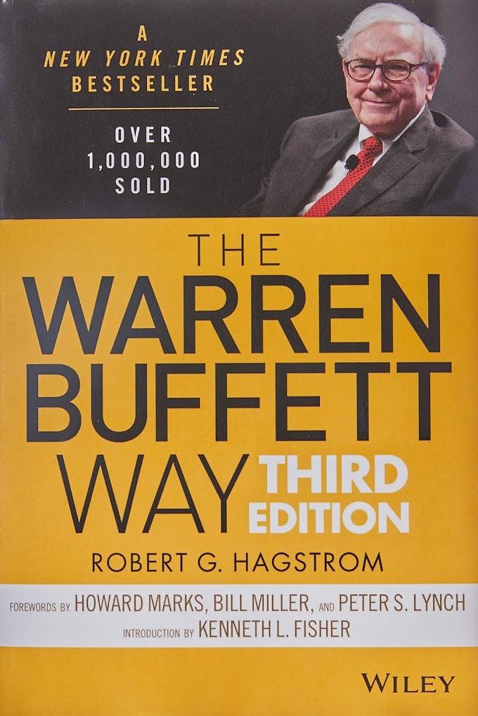The Warren Buffett Way by Robert Hagstrom Ebook Download