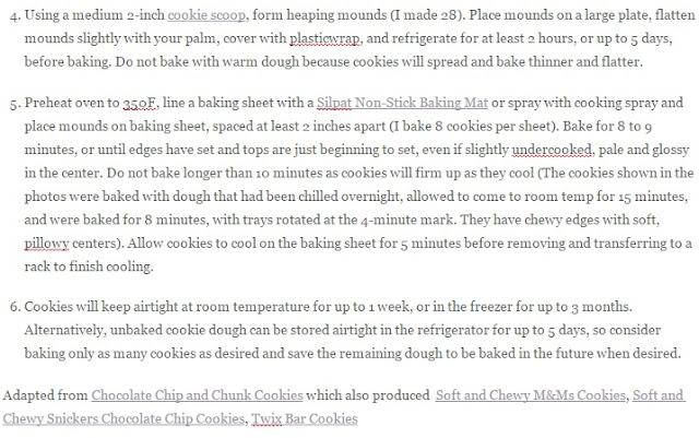 Softbatch Cream Cheese Chocolate Chip Cookies Directions