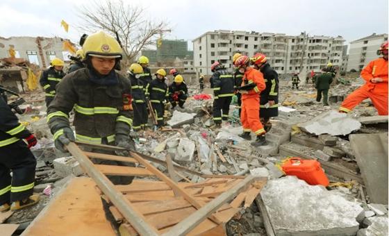 Explosão deixa dois mortos e 30 feridos em cidade portuária da China