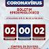 Prefeitura de Ponto Novo divulga novo boletim epidemiológico nesta quarta (22) às 18h