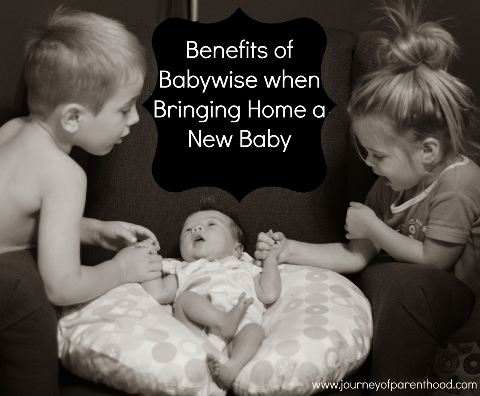 Babywise With a New Baby: Benefits When Bringing Home a Newborn