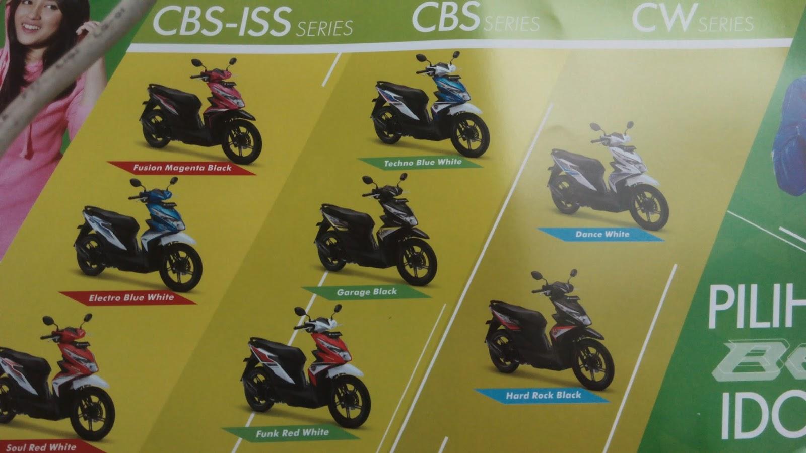 All New Honda Beat Laku 1330 Unit Dalam 8 Jam Sporty Esp Cbs Tecno Blue White Tangerang Warna Terbaru 2016