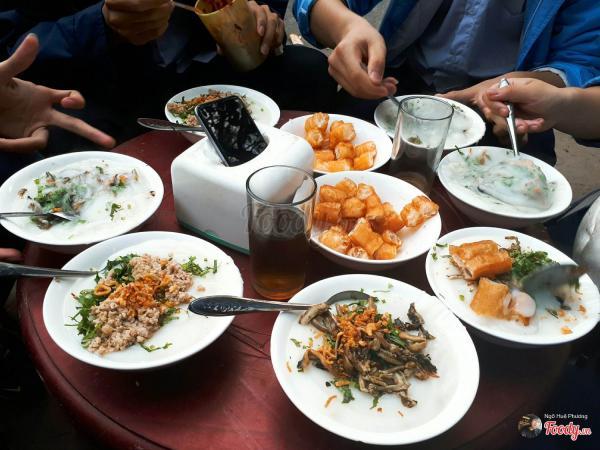 Top 6 quán ăn nức tiếng thơm ngon, có tuổi đời lâu năm nhất ở đất Cảng Hải Phòng 7