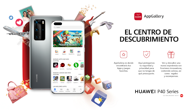 Las 5 mejores aplicaciones desarrolladas por Huawei