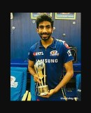 Bumrah completed 8 years in IPL