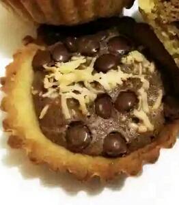resep brownies choco keju