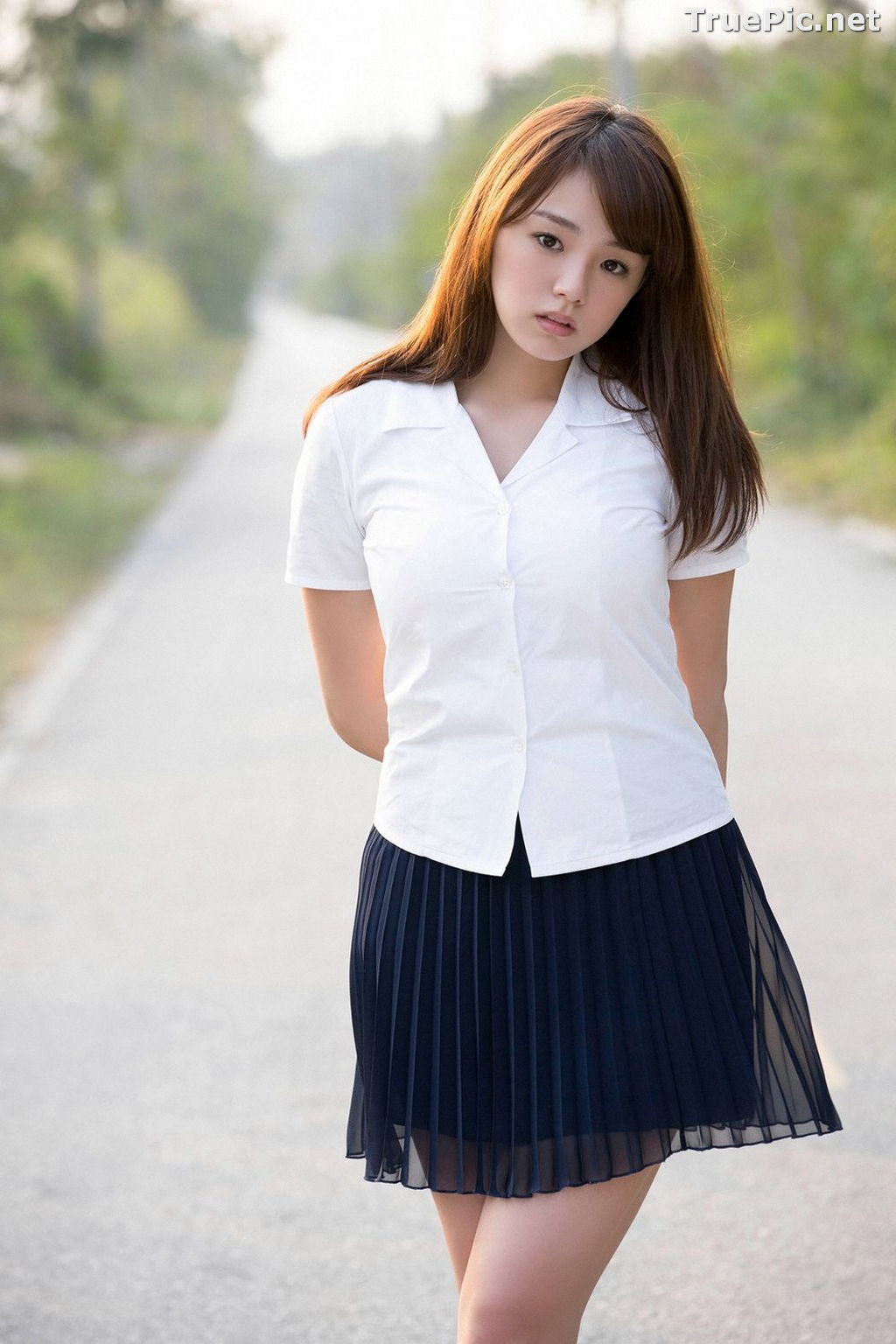Image [YS Web] Vol.560 - Japanese Gravure Idol and Singer - Ai Shinozaki - TruePic.net - Picture-4