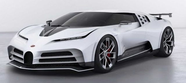 Just One Bugatti La Voiture Noire Exists And It S Priced: Why Bugatti Become Most Amazing Cars On The Word