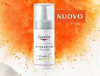 Logo Diventa una delle 300 tester Eucerin Hyaluron Filler Vitamin C Booster