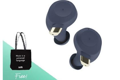 Nikmati Audio Berkualitas Dengan Earbuds Sudio Fem
