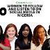 10 Women To Follow and Listen To On Social Media in Nigeria - CreamNaija