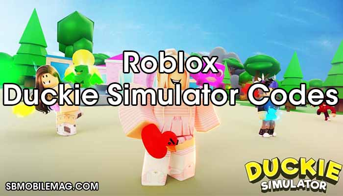 Roblox Duckie Simulator Codes