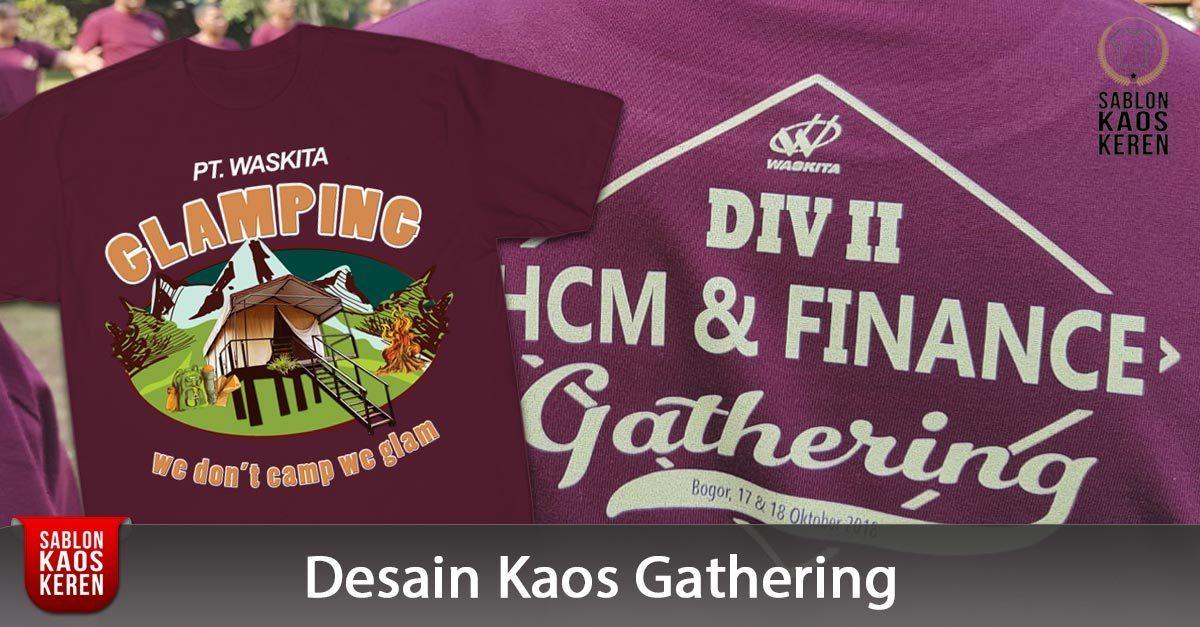 Banner Kaos Family Gathering