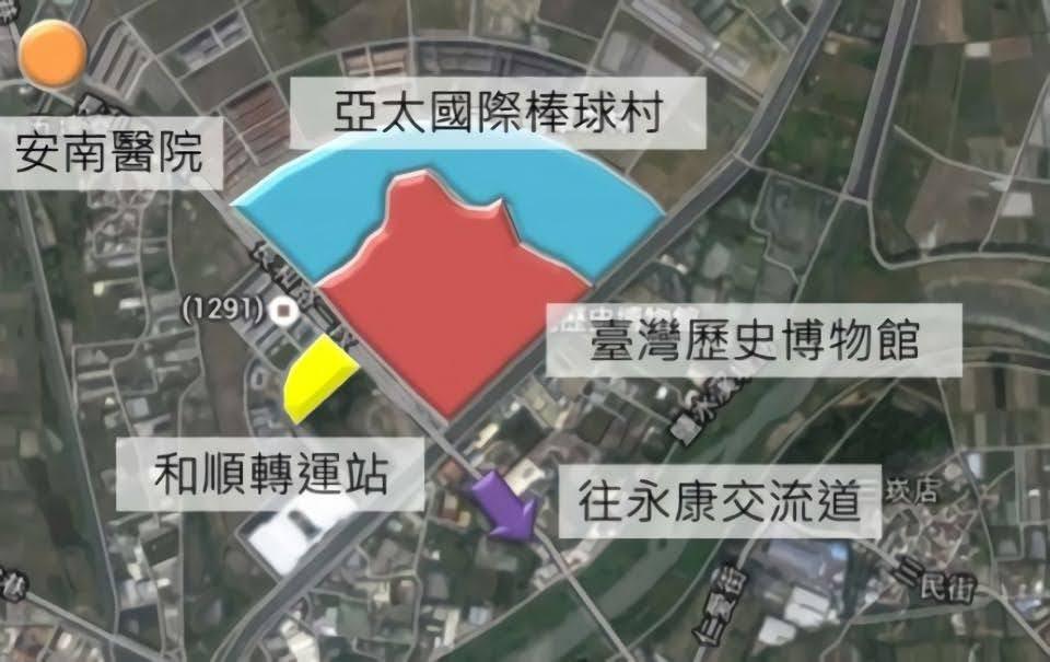台南和順轉運站動土開工|興建經費1.2億元預計後年啟用