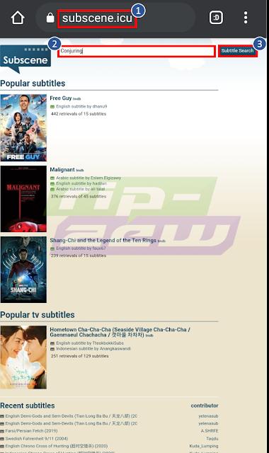 Cara Menggabungkan Subtitle dengan Film di Android Tanpa Aplikasi