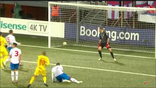 0- 2 Insulele Feroe - Romania