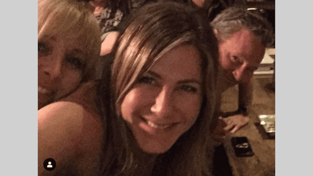 Jennifer Aniston es tendencia en Instagram-TuParadaDigital